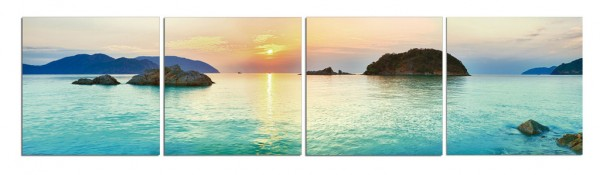 Thailand In Four Triptych