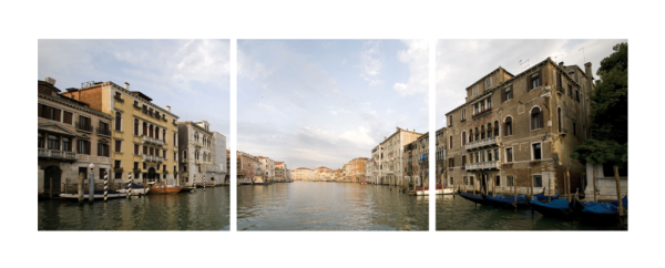Venice By Day Triptych