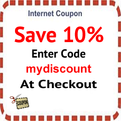 Save 10% on your Purchase