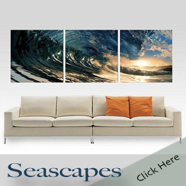 Seascape Photography Photo Wall Art
